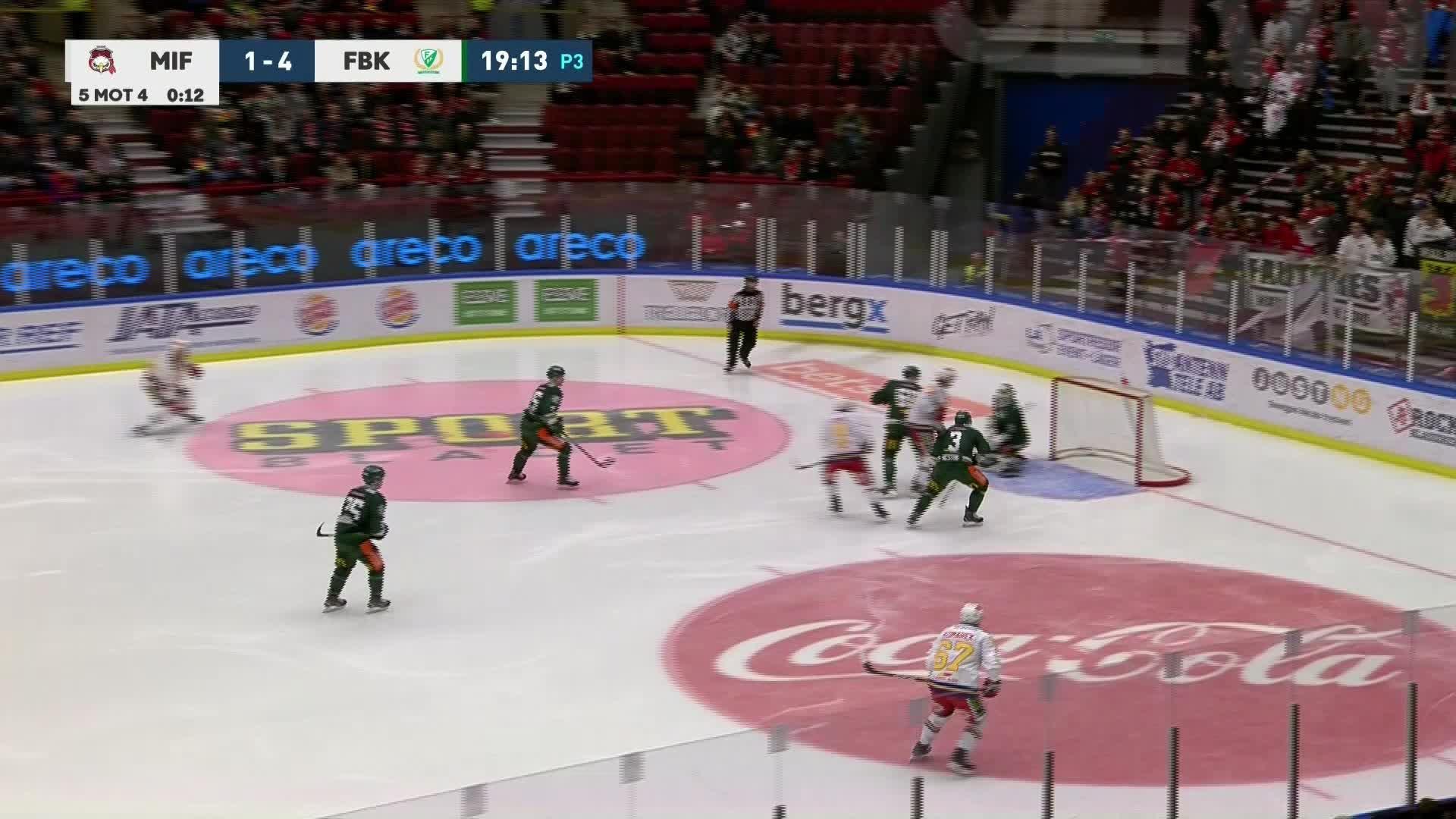 Malmö Redhawks - Färjestad BK 2-4