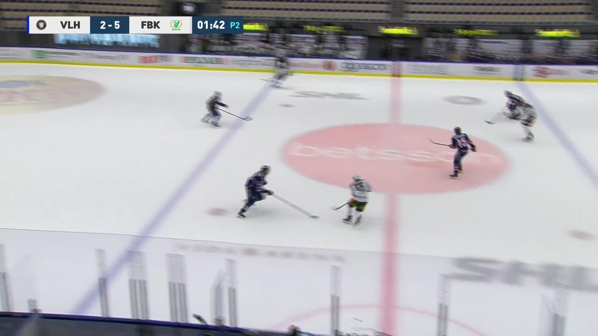 Växjö Lakers - Färjestad BK 2-6