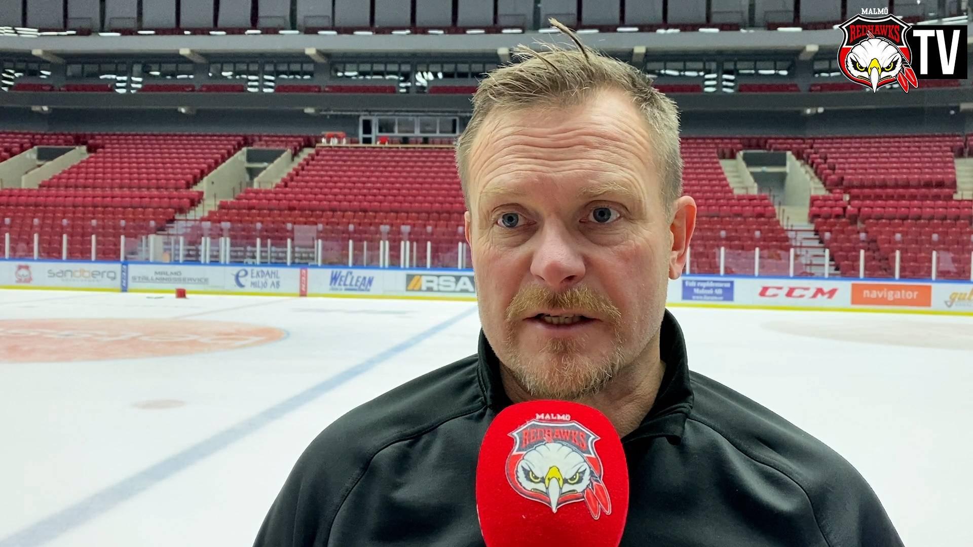 Coach Fagervalls ord inför Örebro borta
