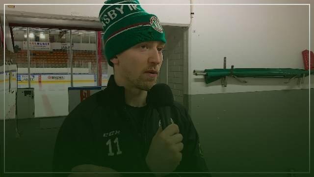 """VH-TV: Johan Lorraine efter förlusten mot Mora: """"Vi säger att inte puckarna inte studsar vår väg, men..."""""""