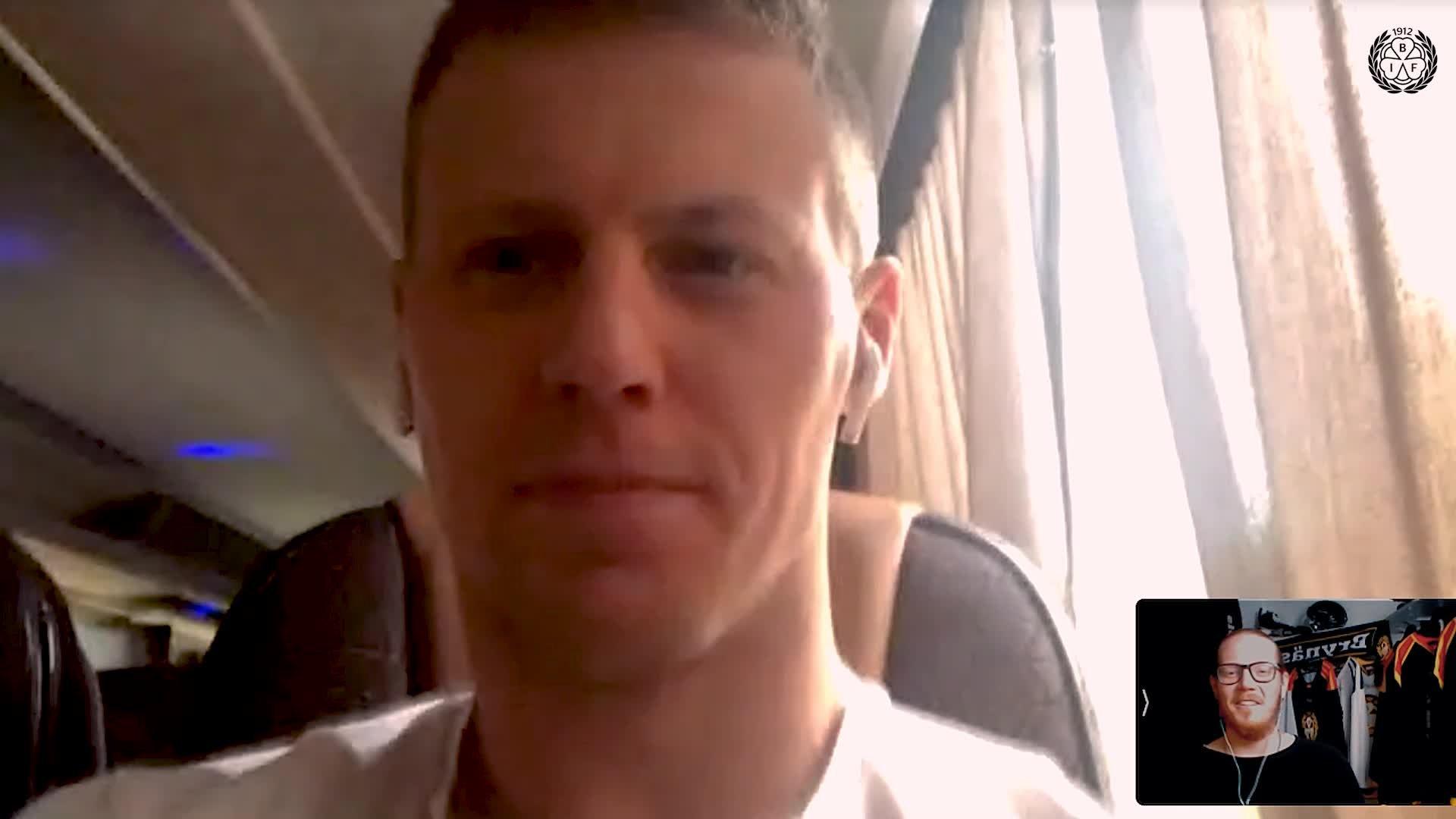 Linus Ölund, Brynäs IF