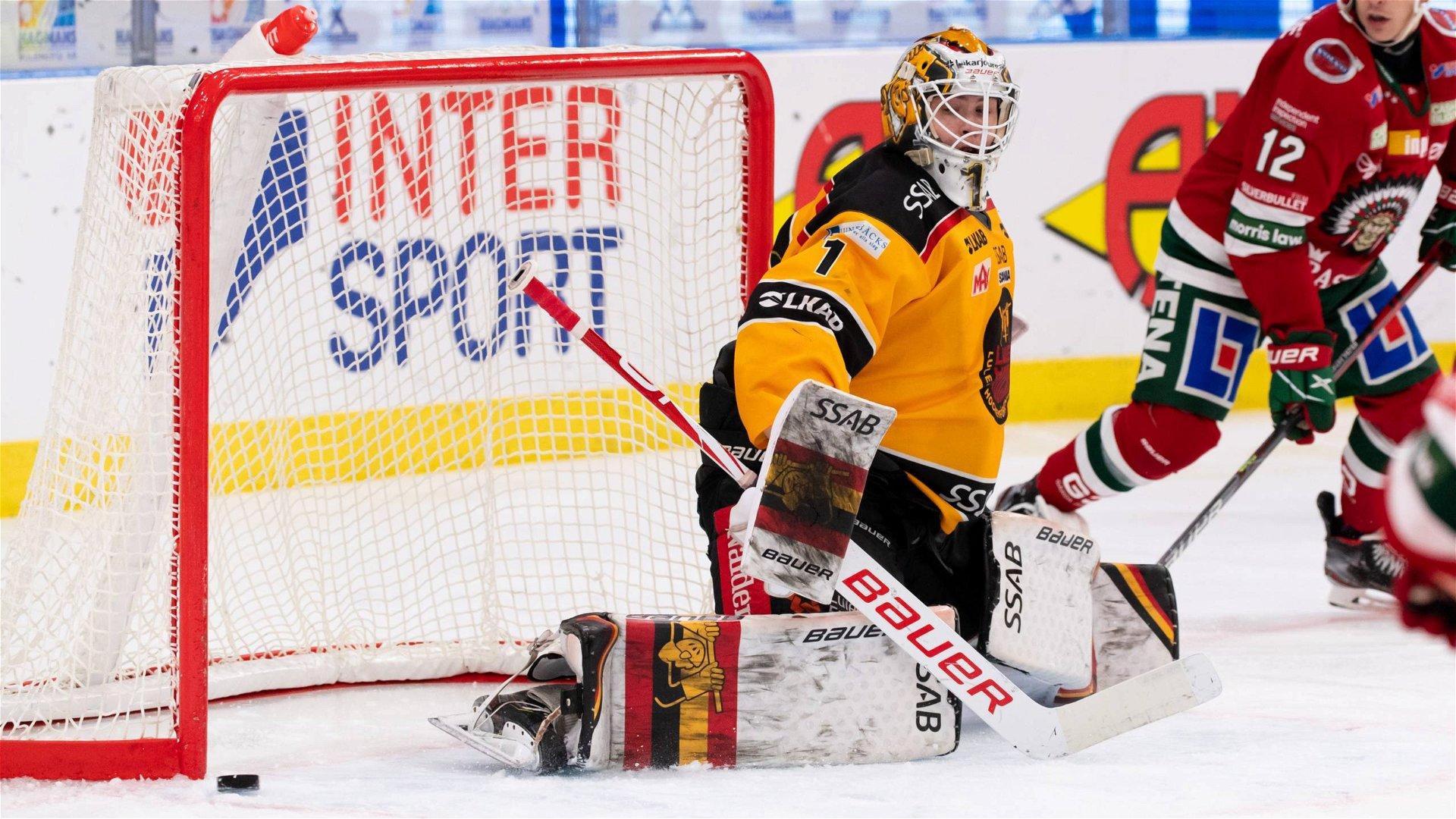Frölunda HC - Luleå Hockey