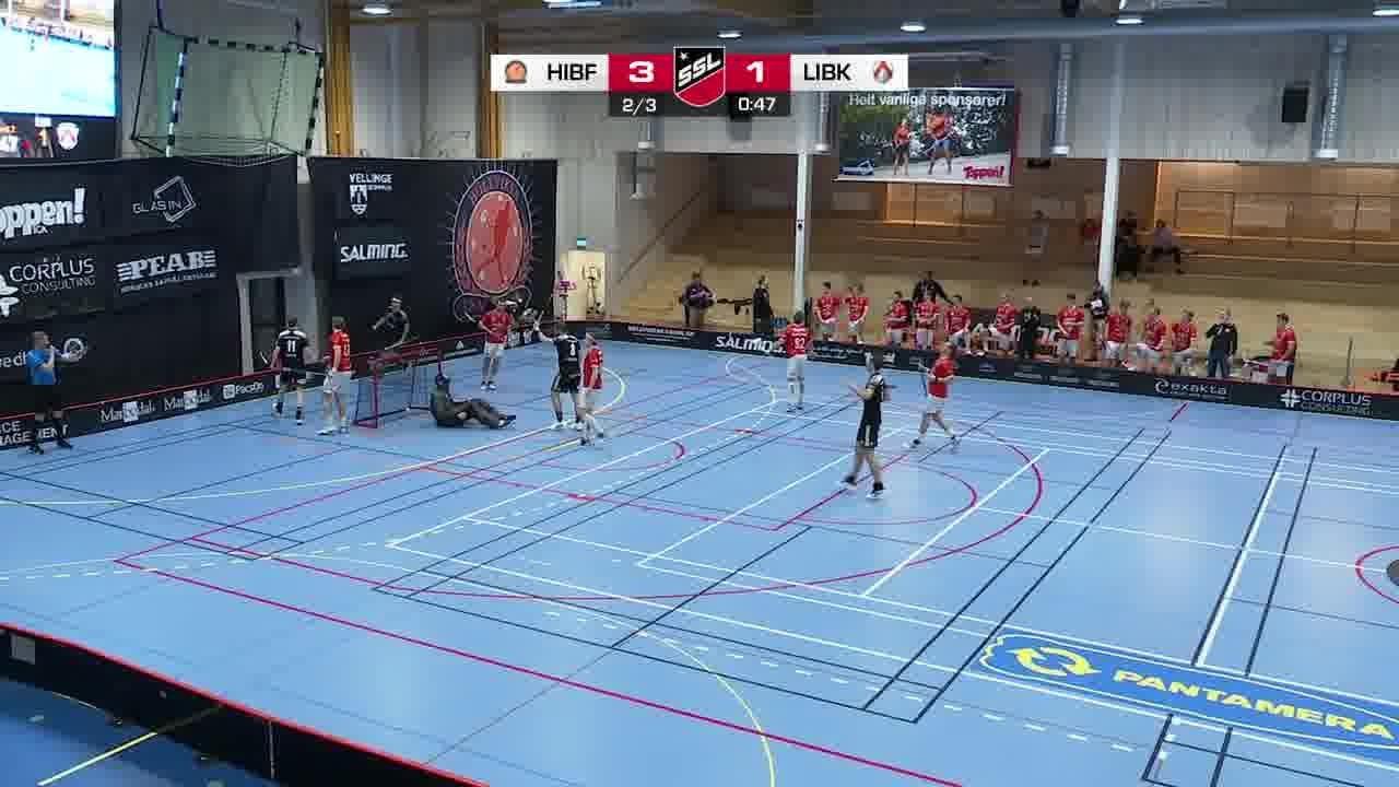 Highlights: Höllvikens IBF - Linköping Innebandy