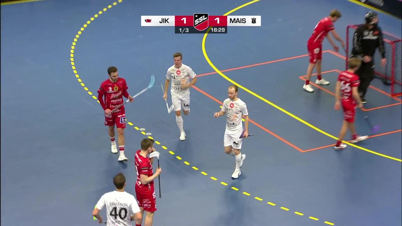 Highlights: Jönköpings IK - Mullsjö AIS