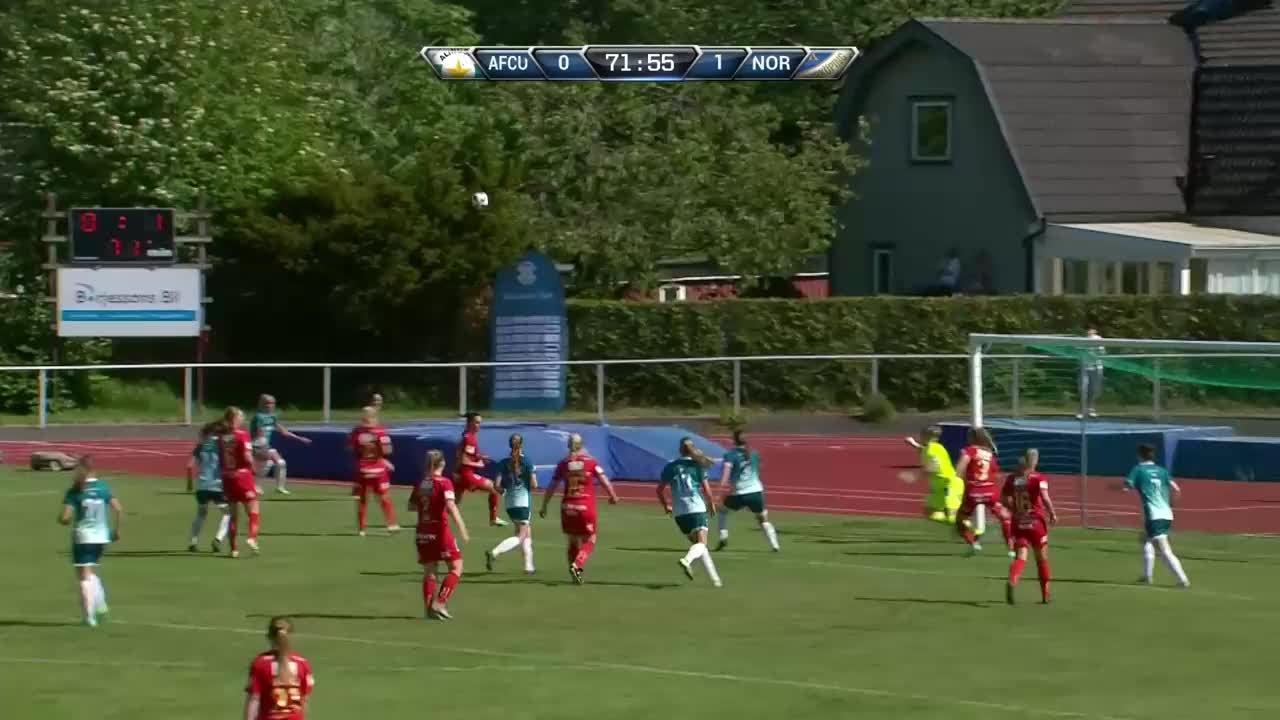 Highlights: Alingsås FC-IFK Norrköping