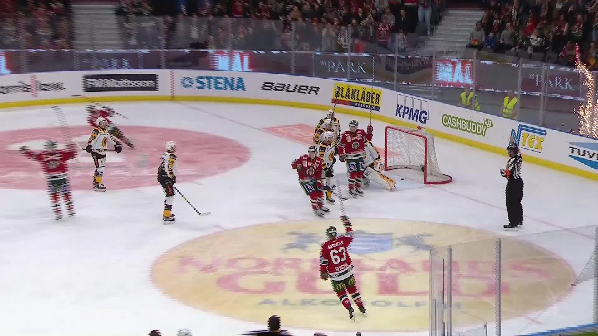 Frölunda HC - Skellefteå AIK 1-0