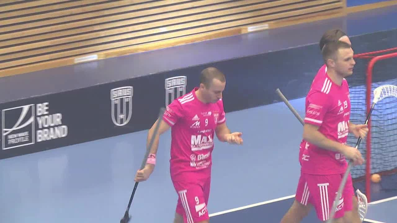 Highlights: Sirius Innebandy - IBF Falun
