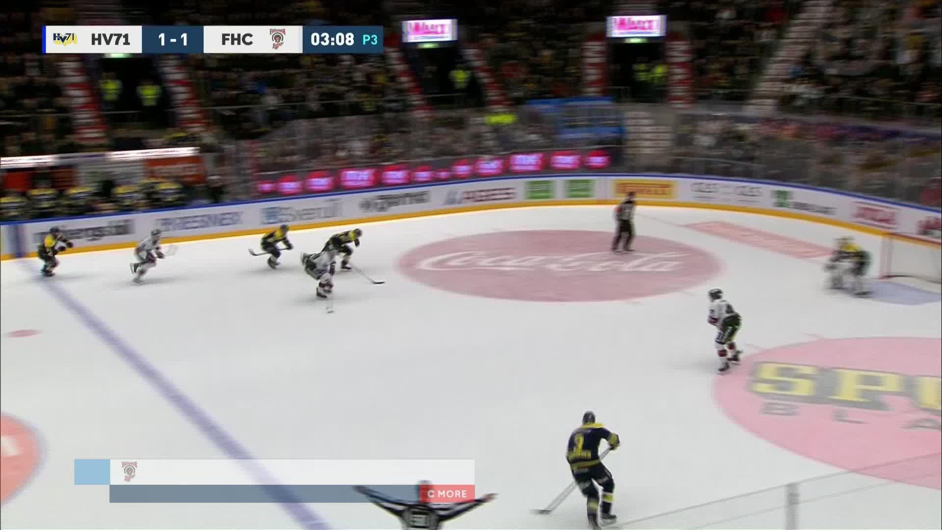 HV71 - Frölunda HC 1-2