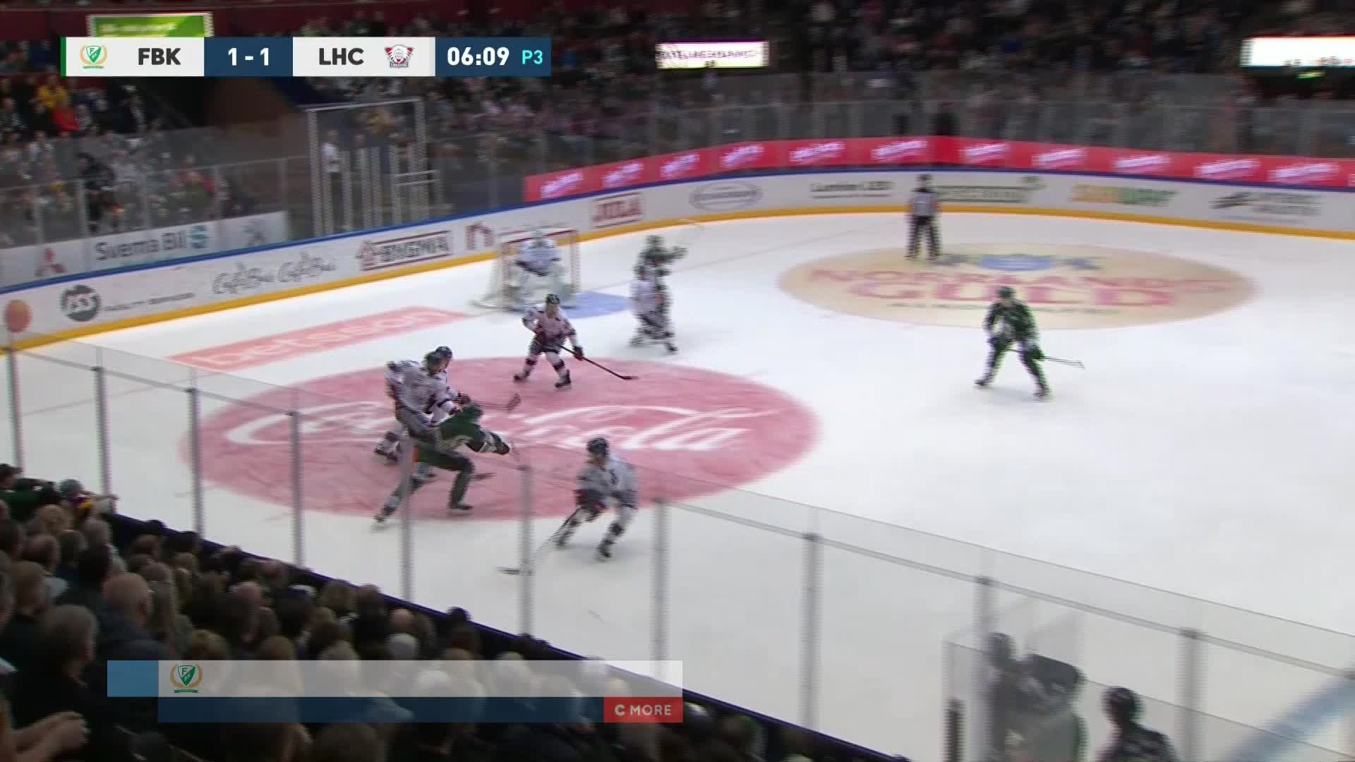 Färjestad BK - Linköping HC 2-1