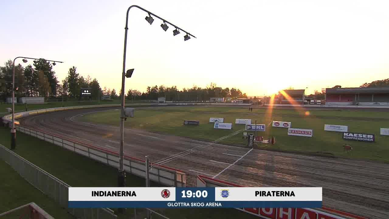 Highlights: Indianerna - Piraterna