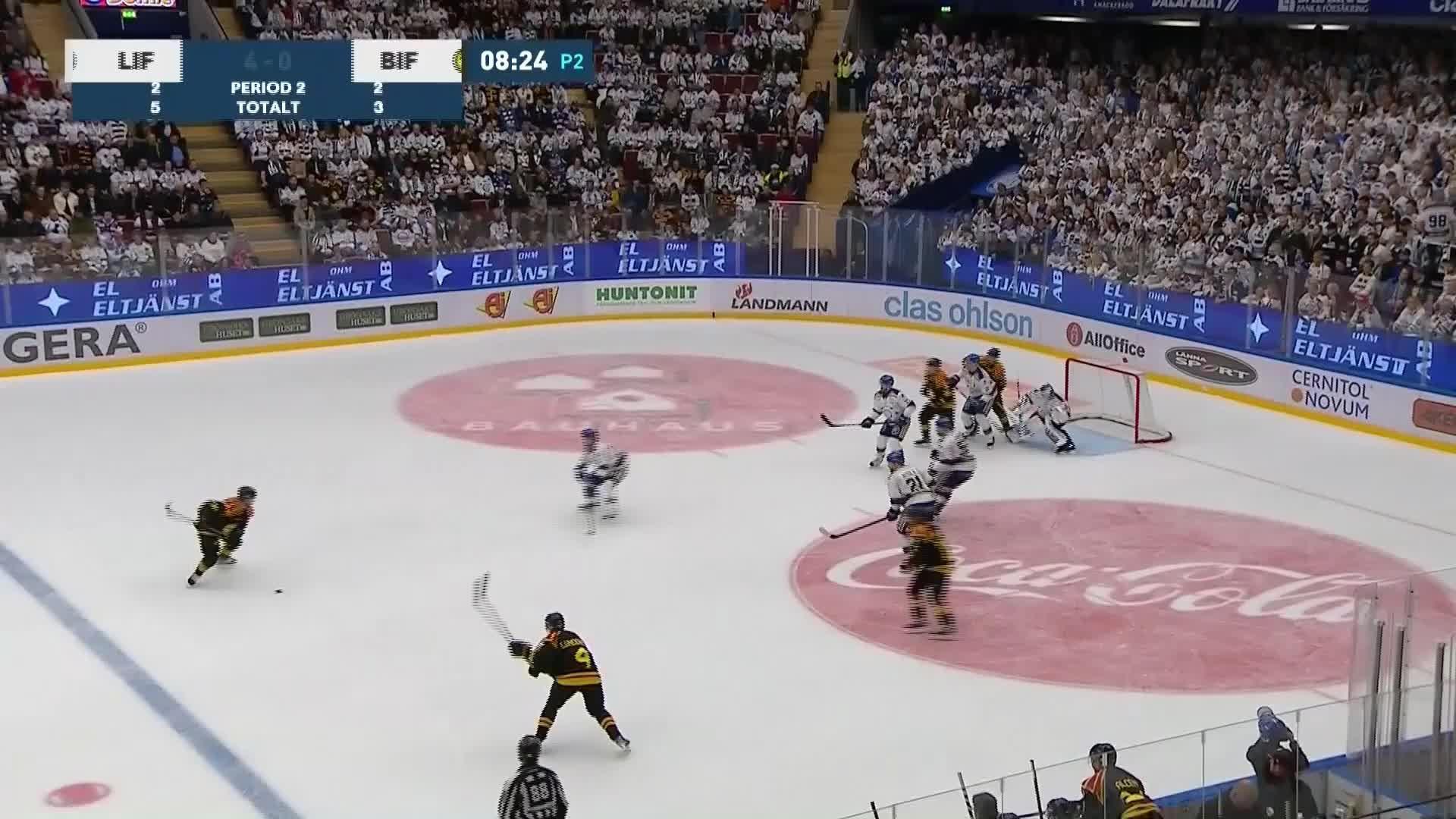 Leksands IF - Brynäs IF 4-1