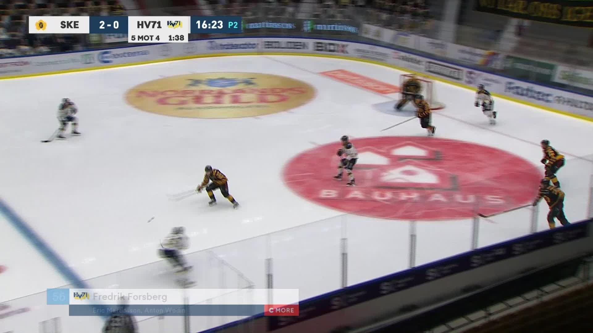 Skellefteå AIK - HV71 2-1