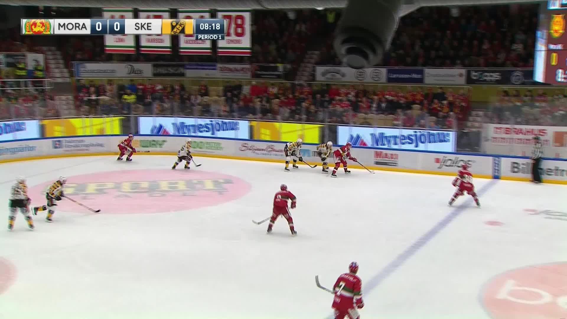 Mora IK - Skellefteå AIK 1-0