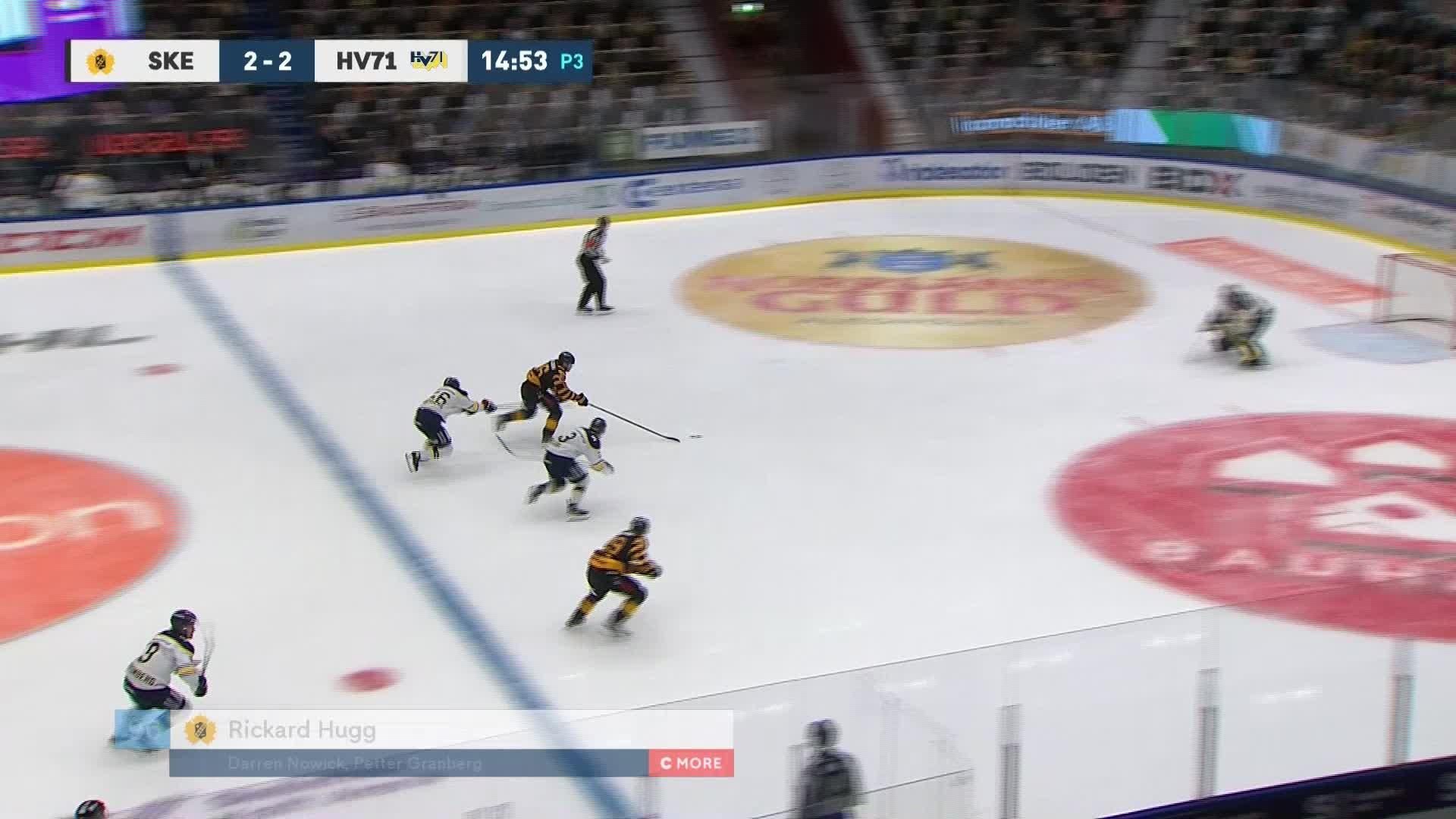 Skellefteå AIK - HV71 3-2