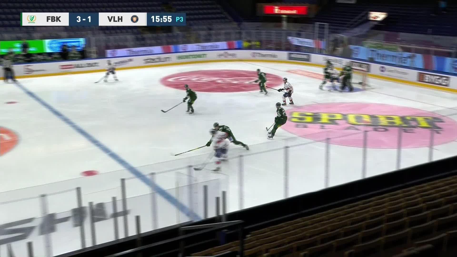 Färjestad BK - Växjö Lakers 3-2