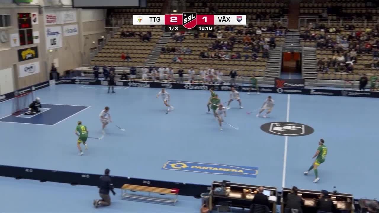 Highlights: Team Thorengruppen-Växjö Vipers