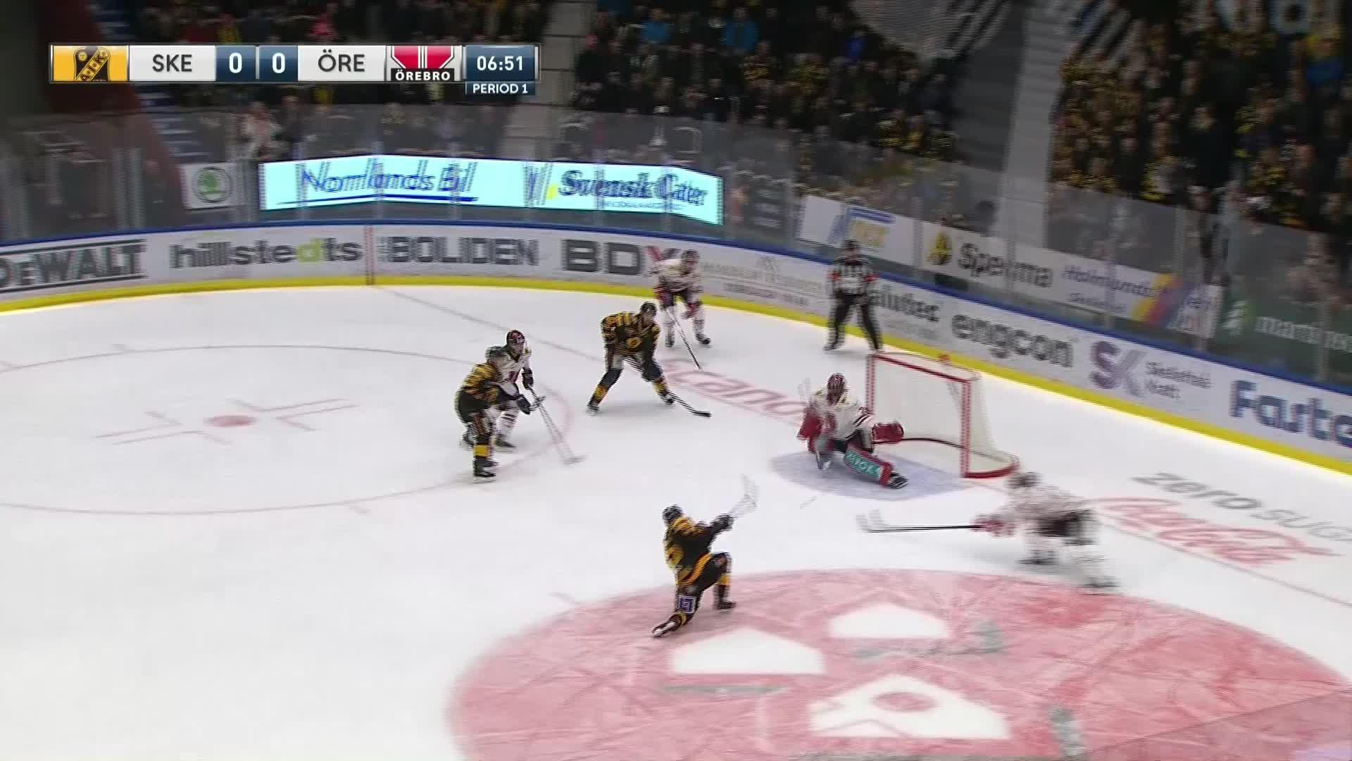 Skellefteå AIK - Örebro Hockey 1-0
