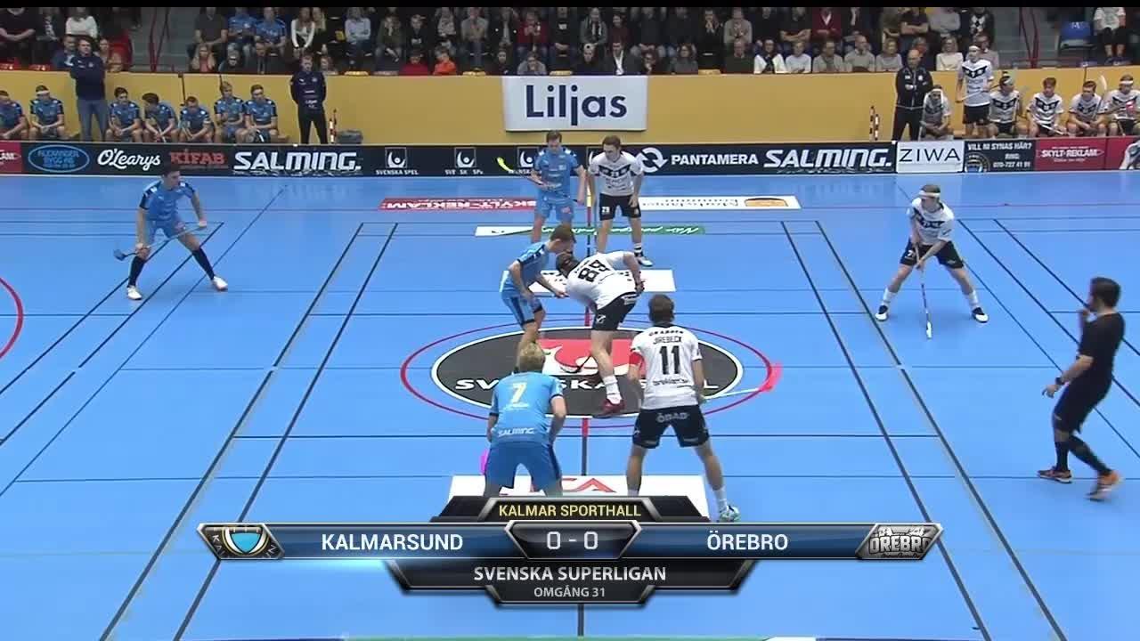 FBC Kalmarsund -Örebro Kings