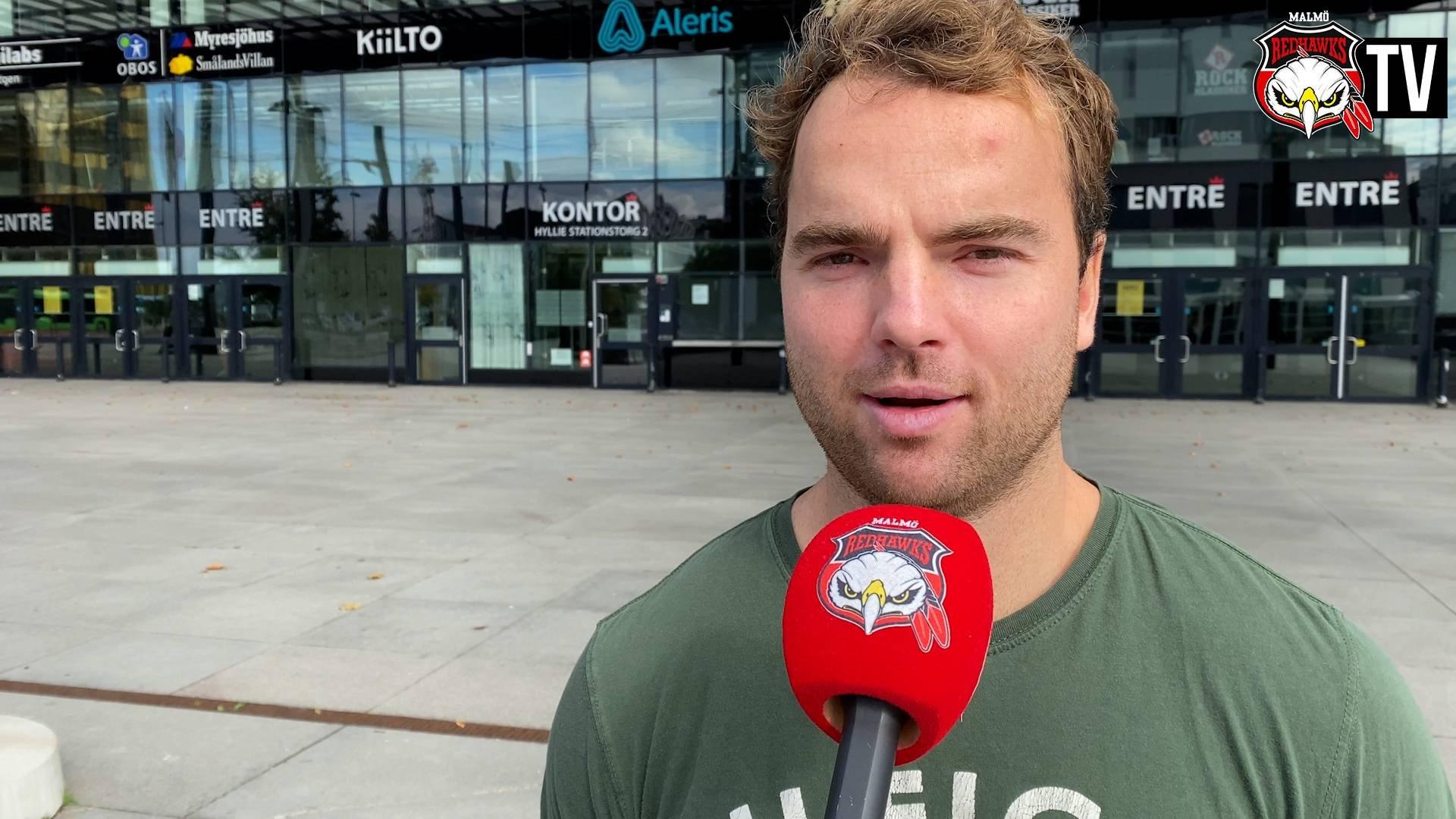TV: Ponthus sugen på mål i eftermiddag