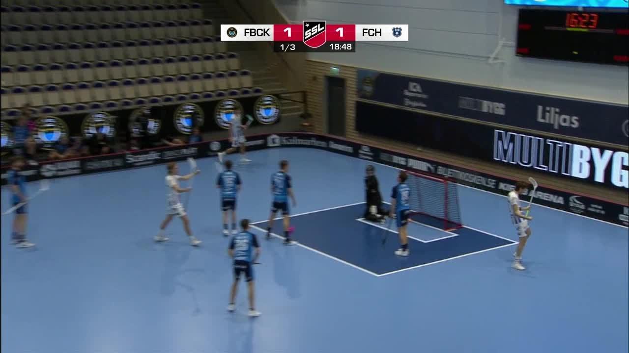 Highlights: FBC Kalmarsund - FC Helsingborg