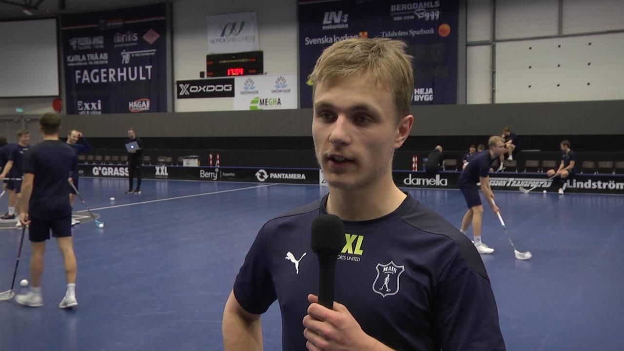 Intervju med Leo Olsson inför Kvartsfinal 1