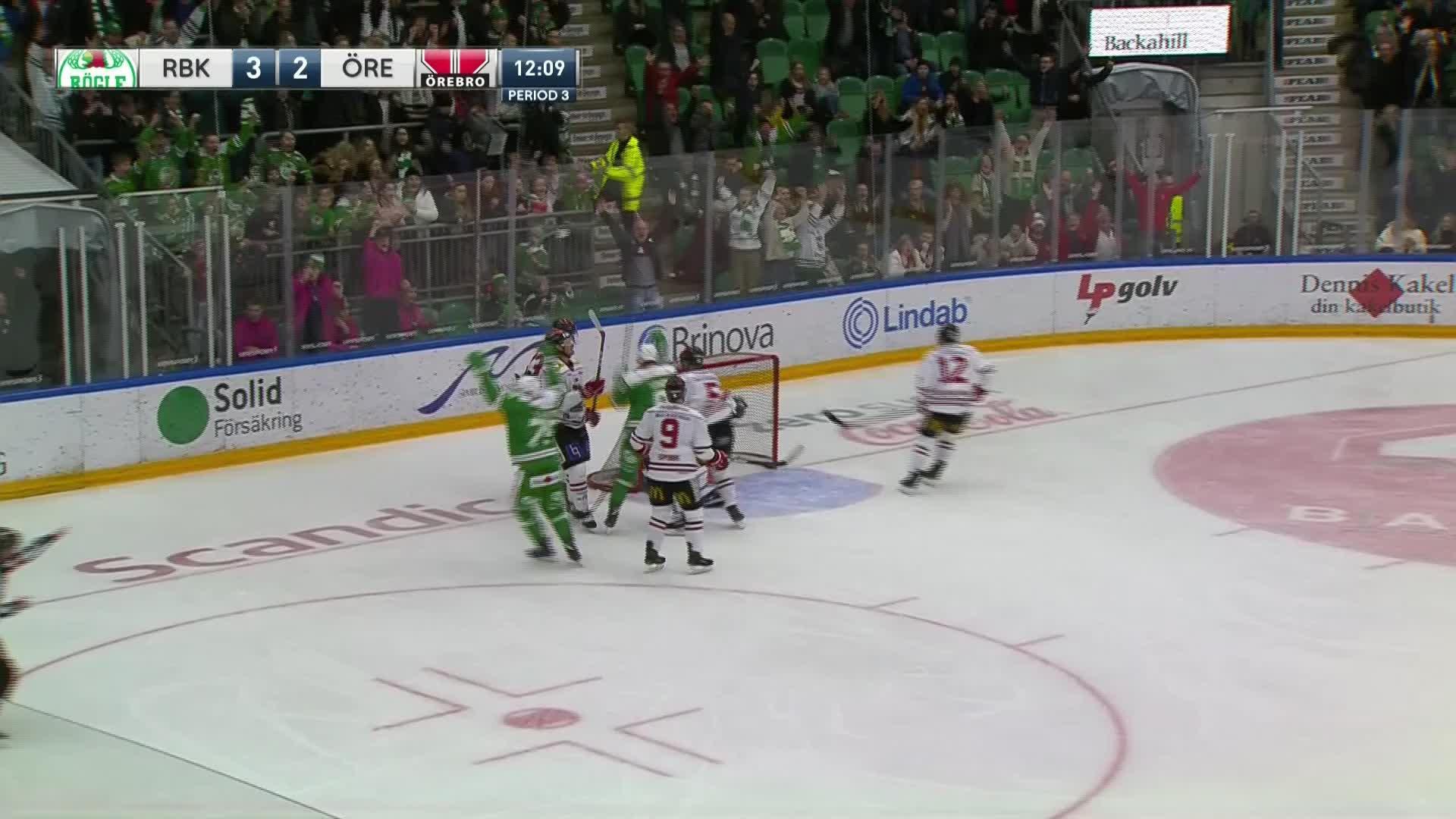 Rögle BK - Örebro Hockey 4-2