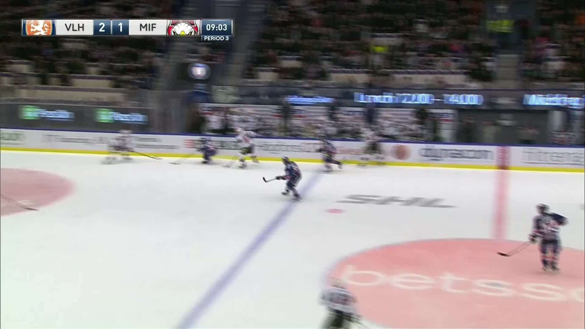 Växjö Lakers - Malmö Redhawks 3-1