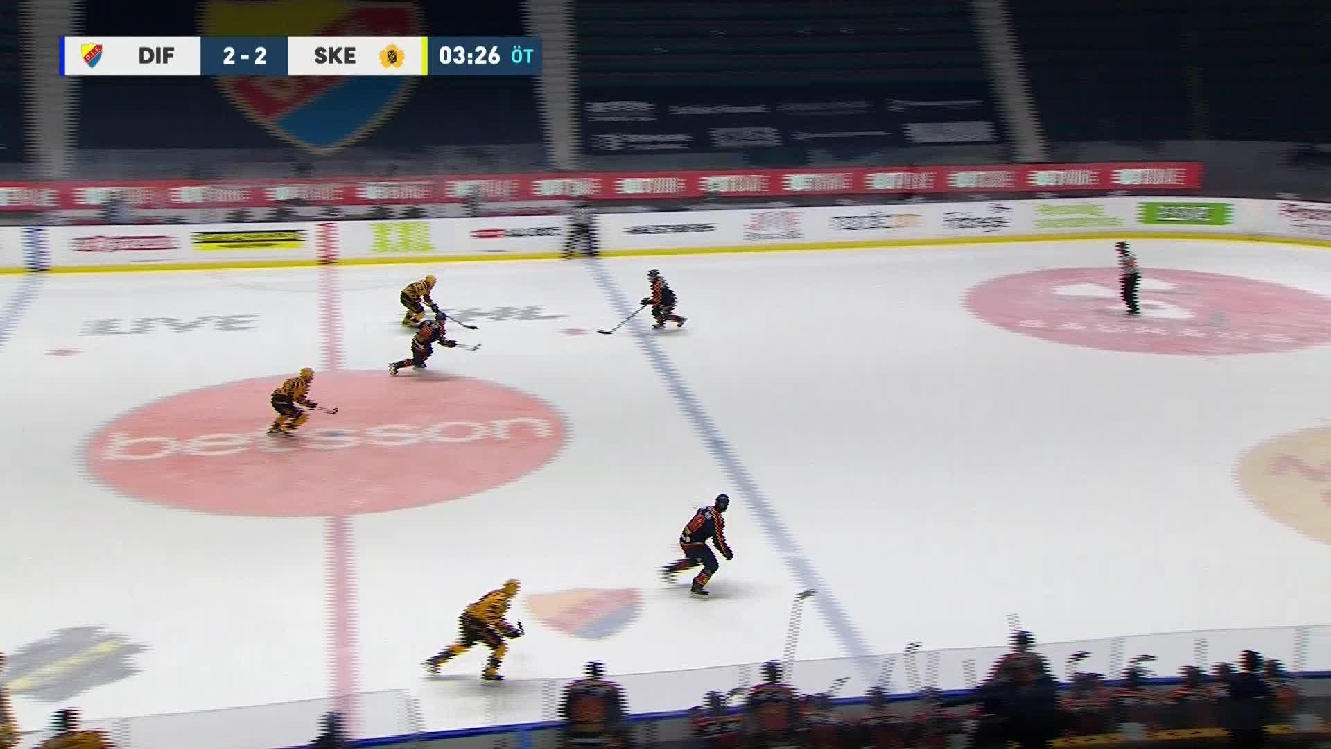 Djurgården Hockey - Skellefteå AIK 3-2