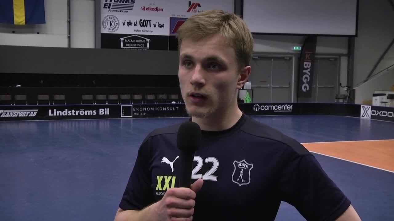 Leo Olsson efter kvartsfinal 5