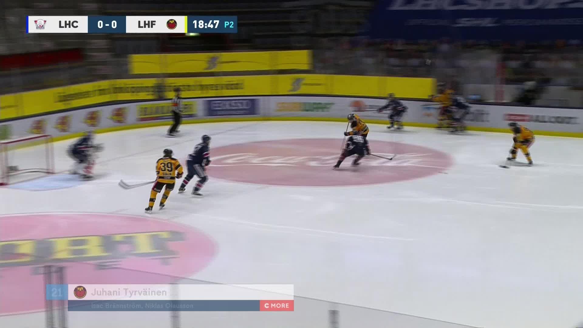 Linköping HC - Luleå Hockey 0-1