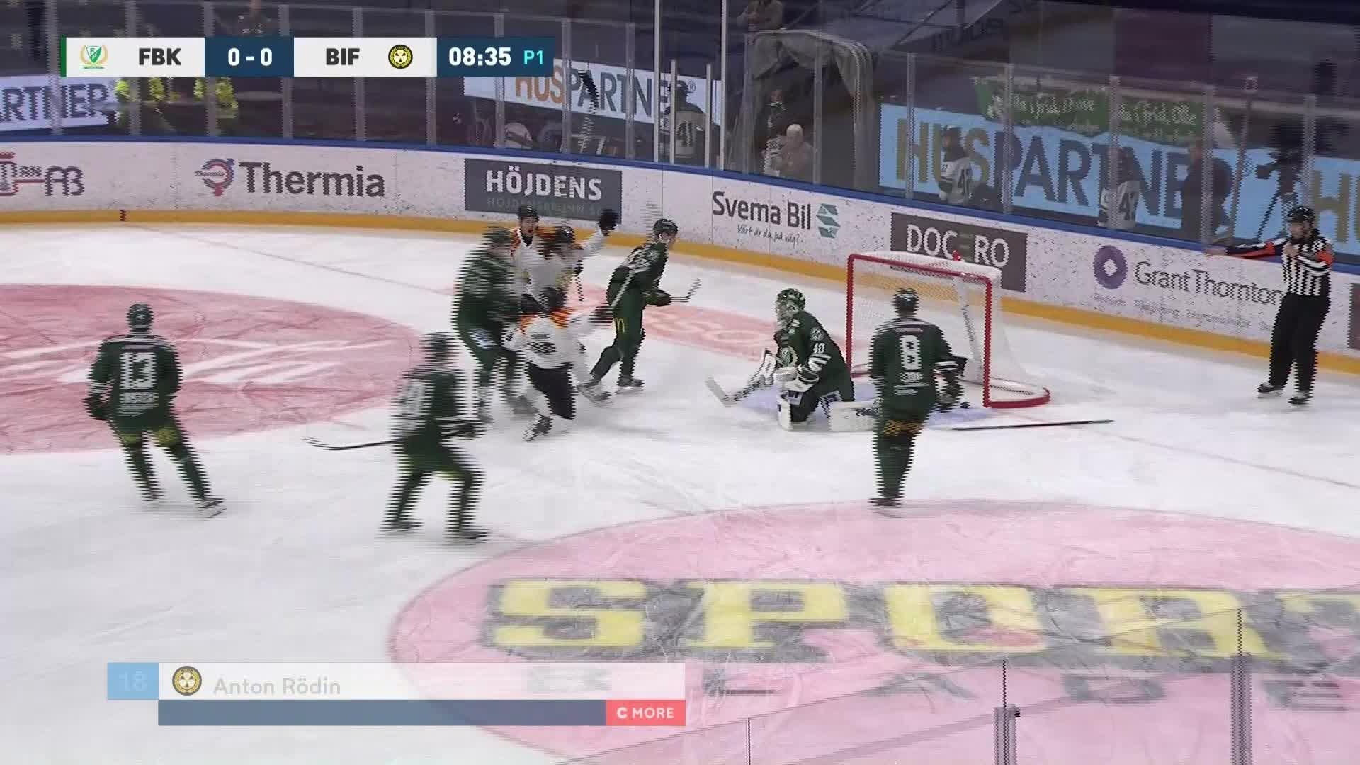 Färjestad BK - Brynäs IF 0-1