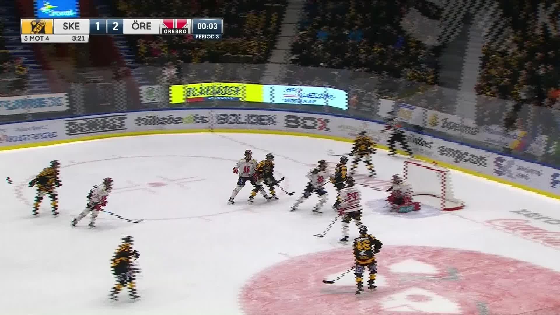 Skellefteå AIK - Örebro Hockey 2-2