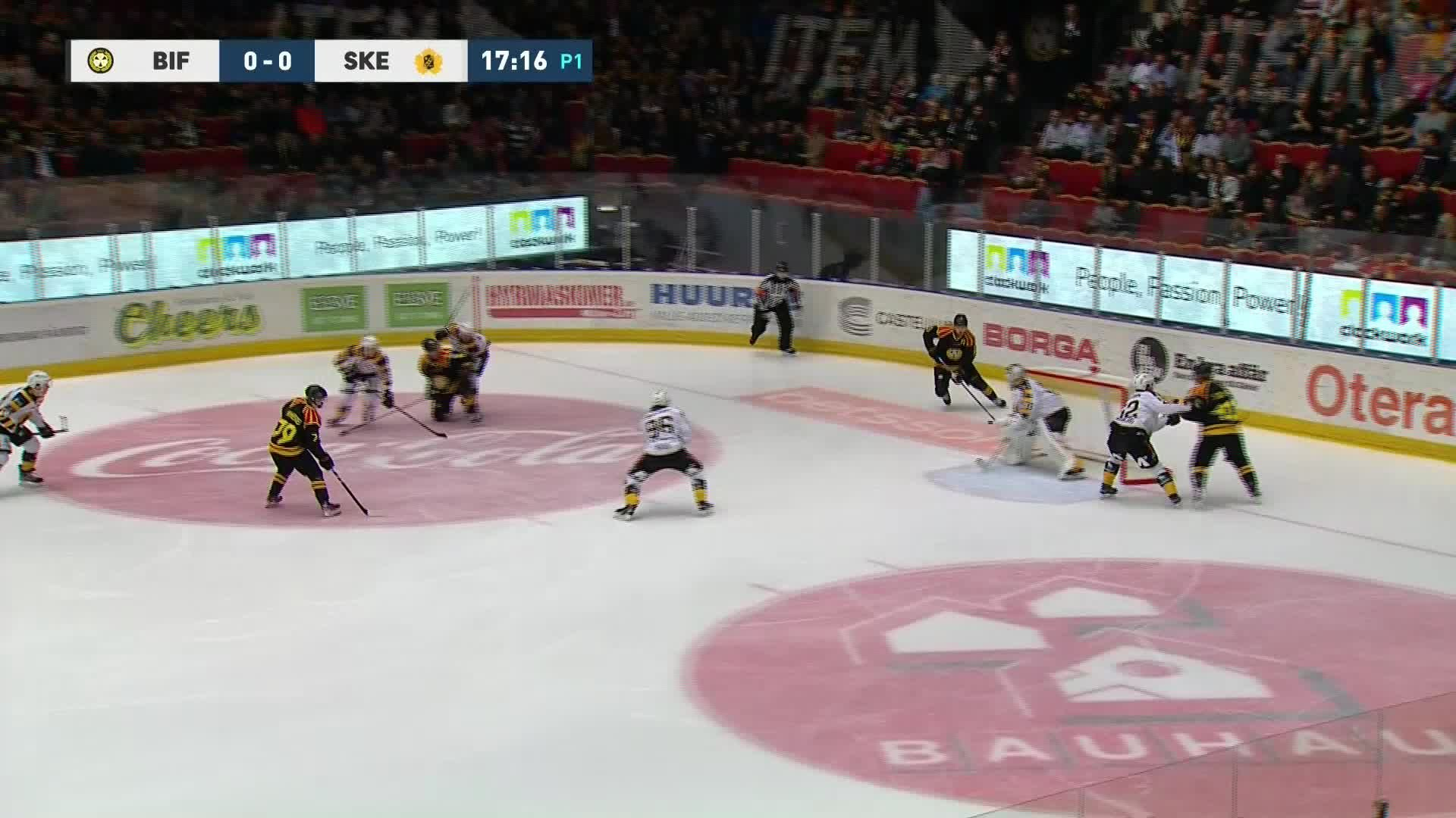 Brynäs IF - Skellefteå AIK 1-0