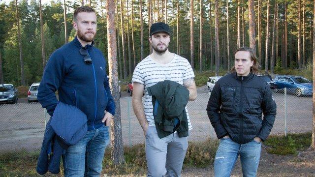 En kväll, mitt i Värmland