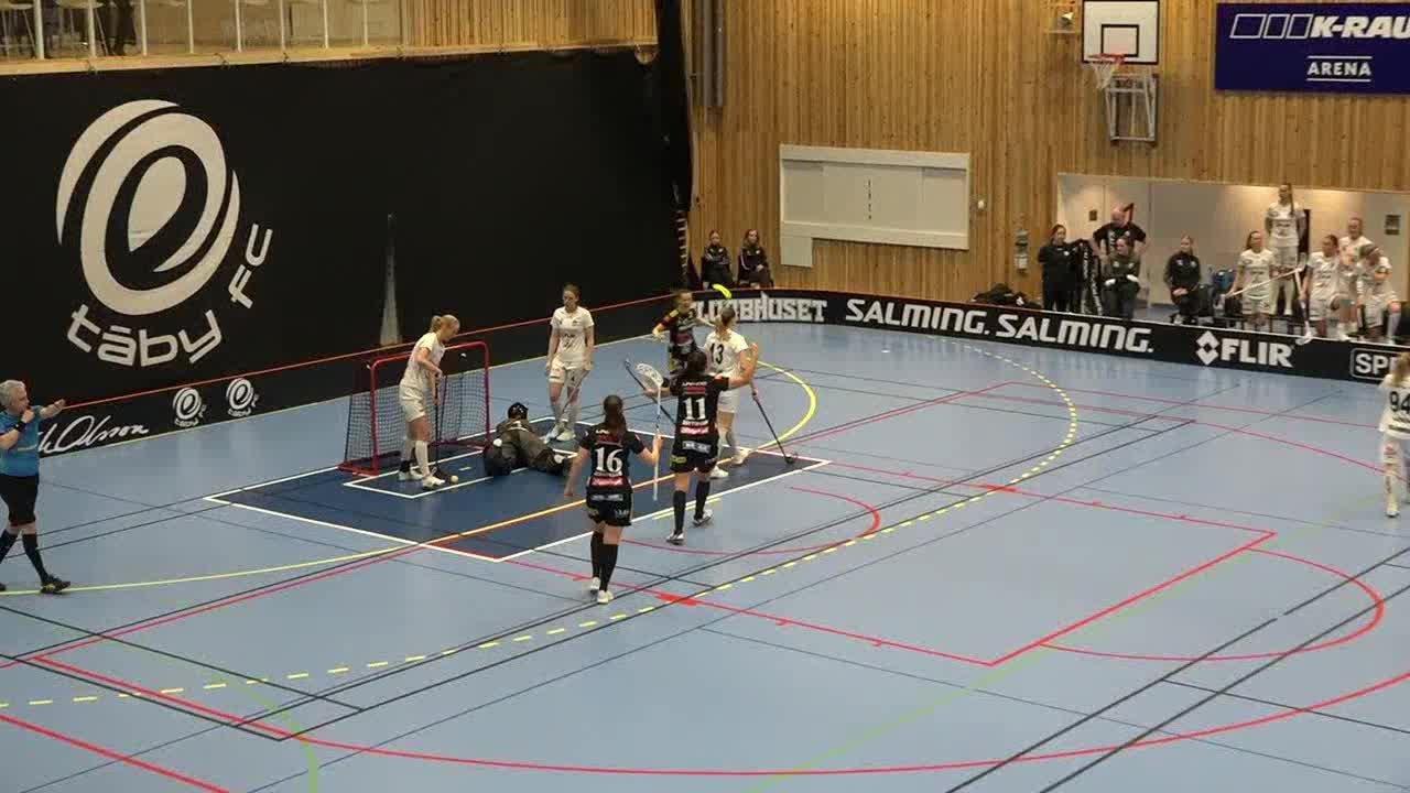 Highlights KF2: Täby - Endre