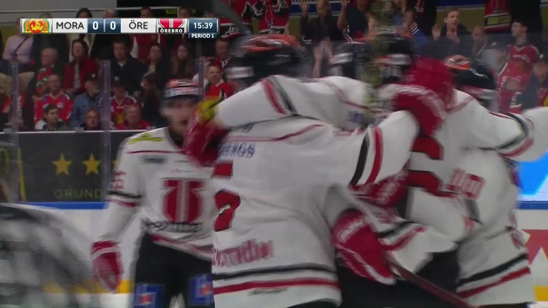 Mora IK - Örebro Hockey 0-1