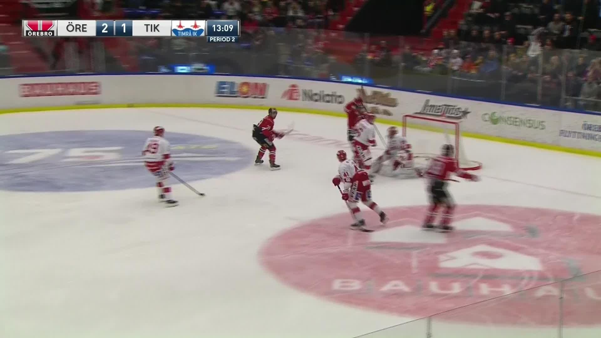 Örebro Hockey - Timrå IK 3-1