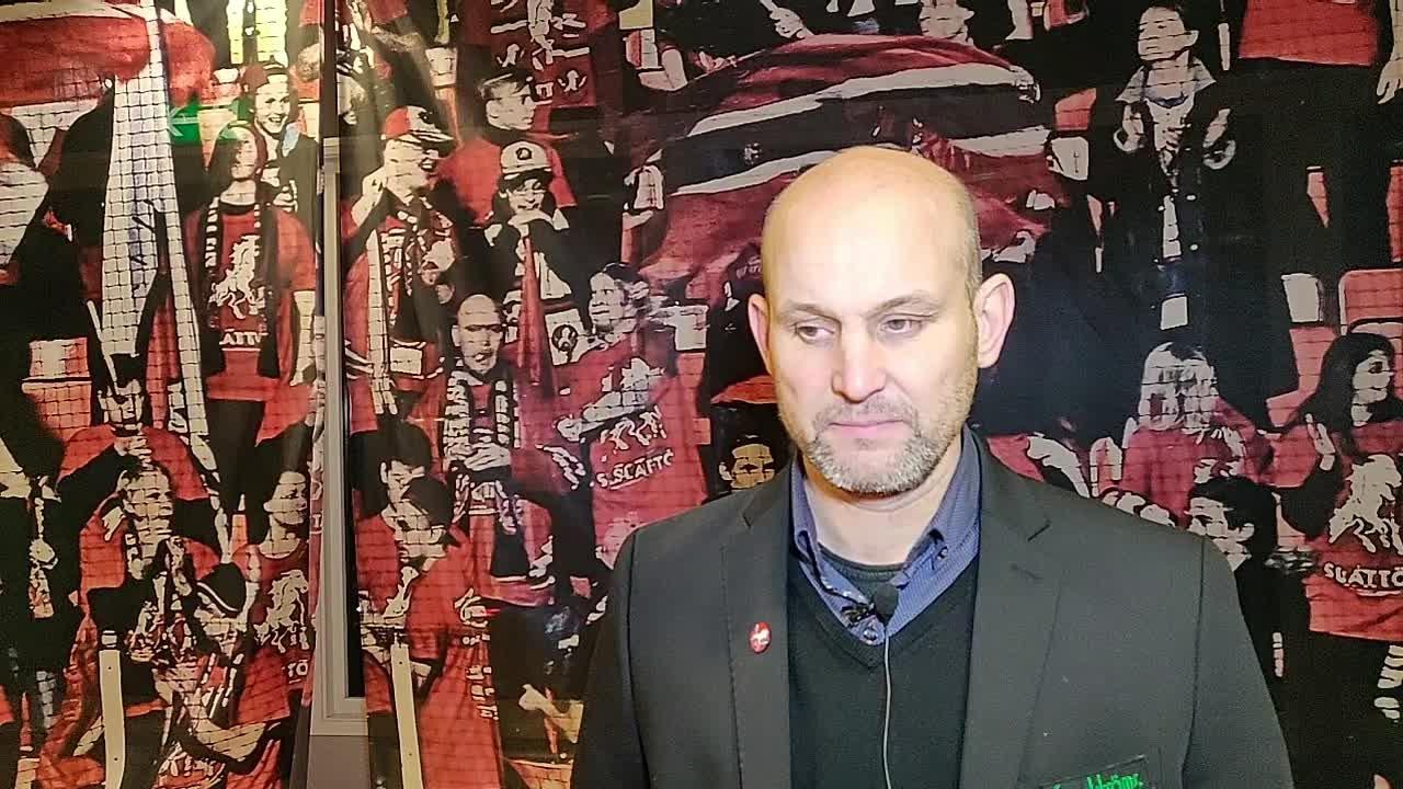 Tony Zabel om AIK