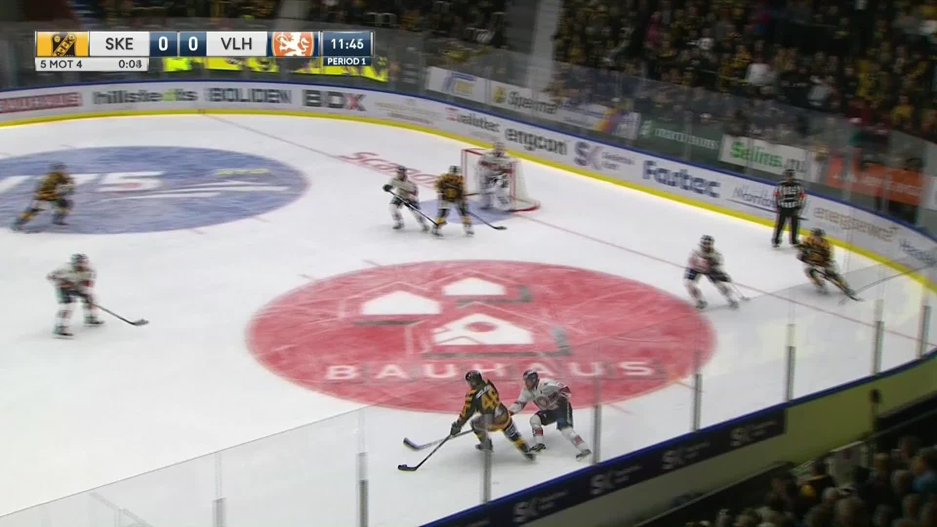 Skellefteå AIK - Växjö Lakers 1-0