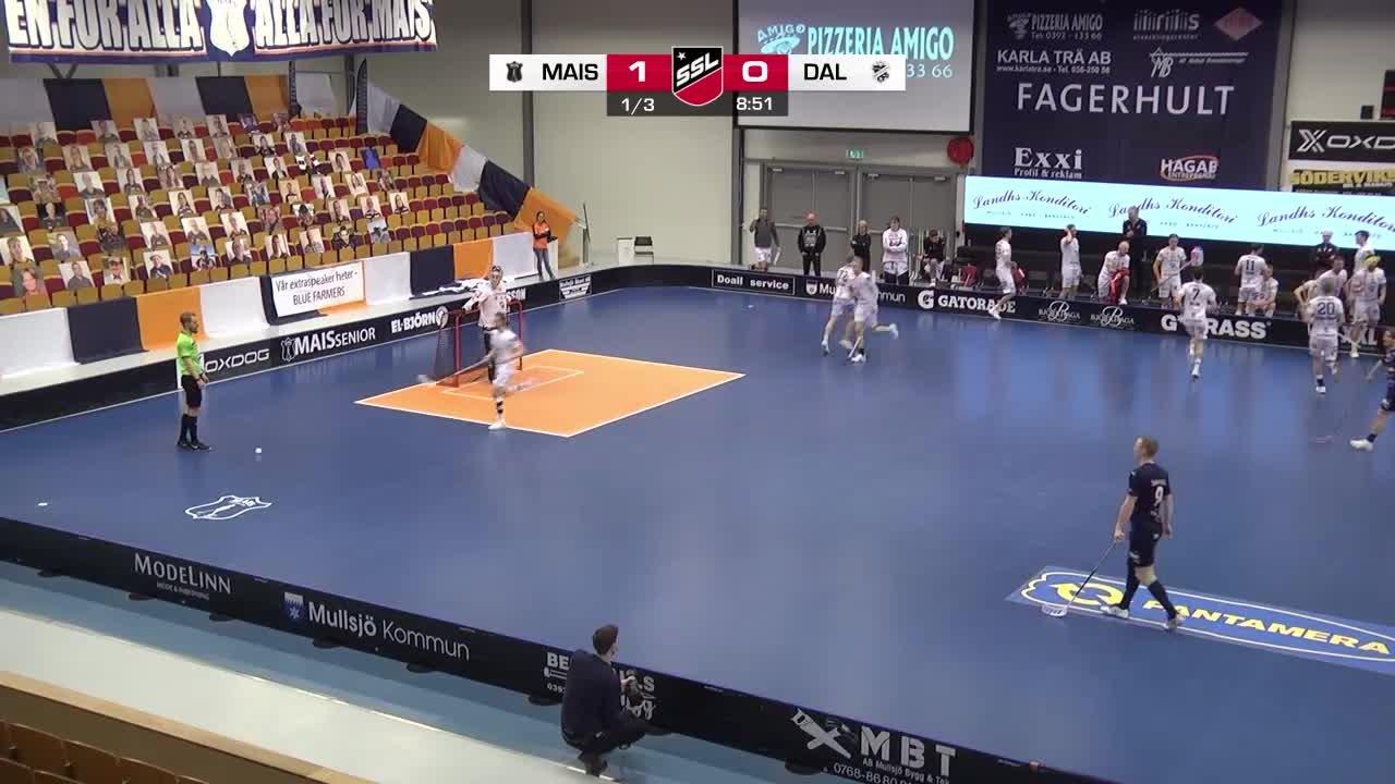 Highlights: Mullsjö AIS-IBK Dalen