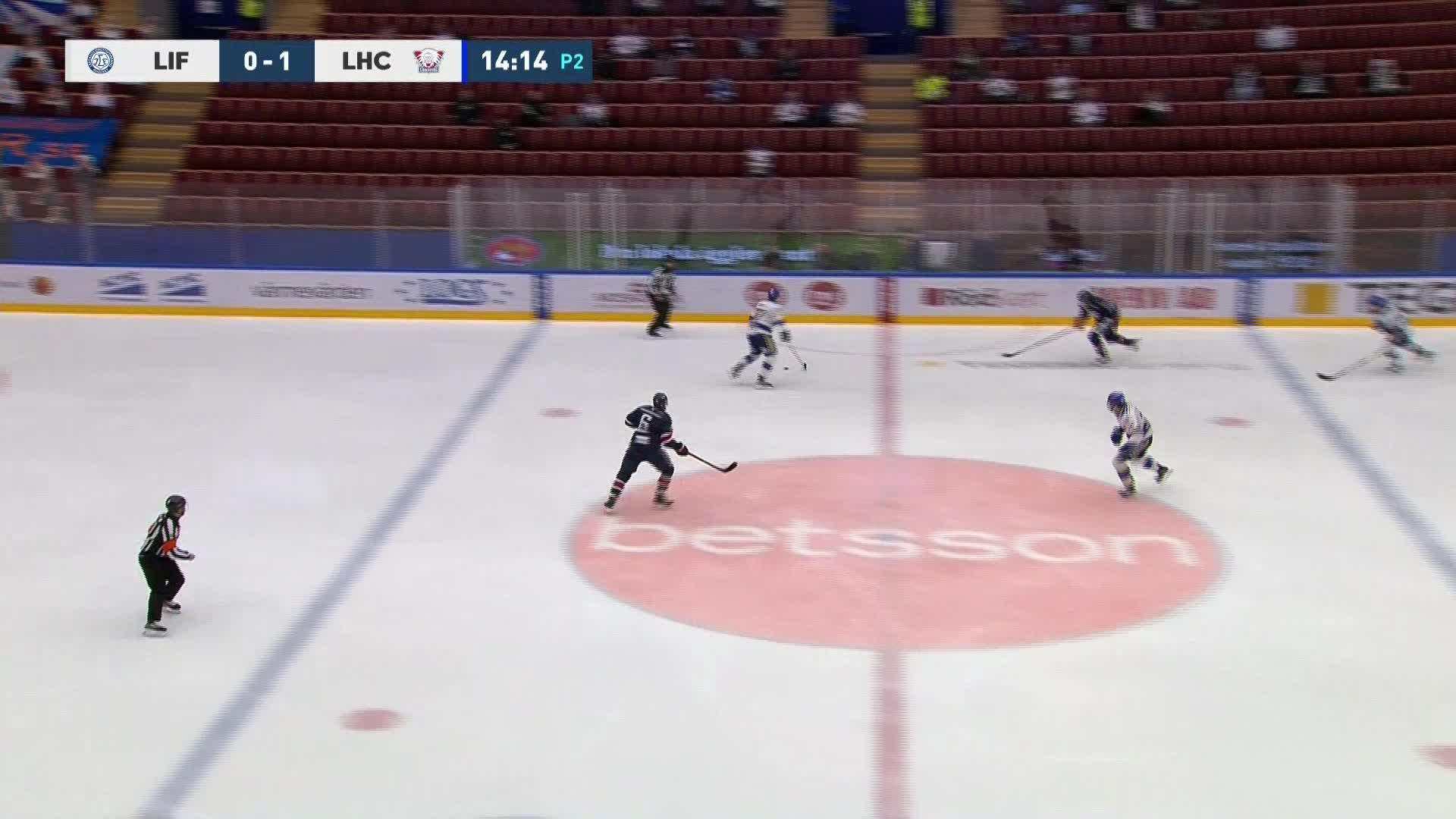 Leksands IF - Linköping HC 1-1