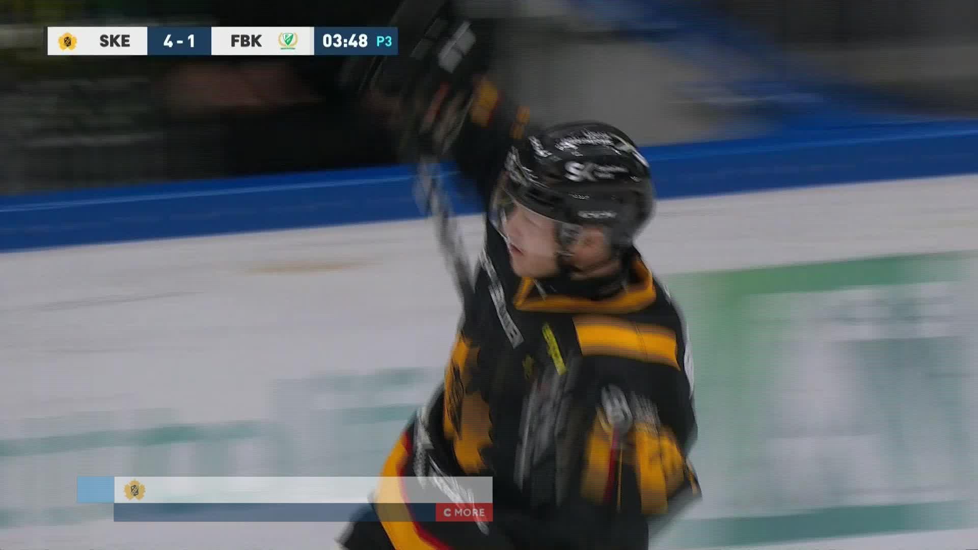Skellefteå AIK - Färjestad BK 4-1
