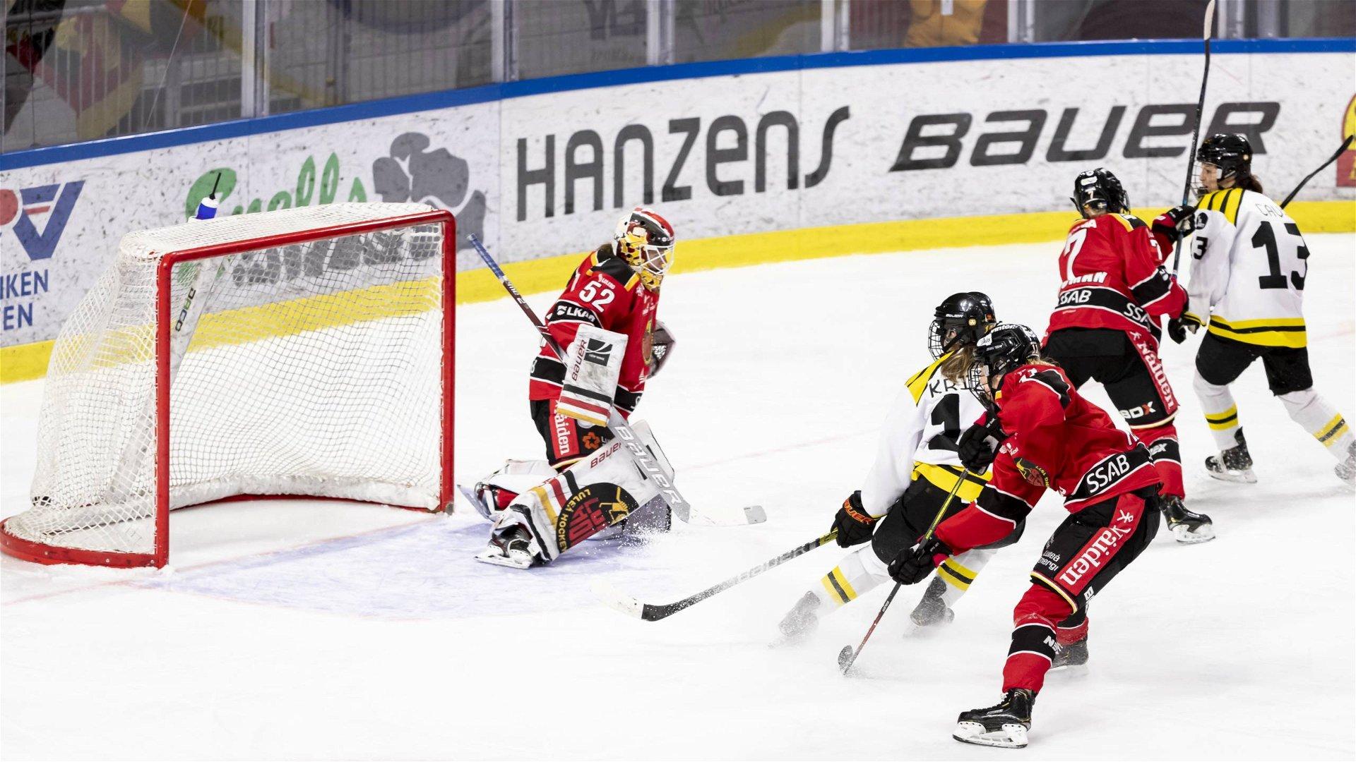 Highlights Semifinal 2:5: Luleå/MSSK-Brynäs 29 februari