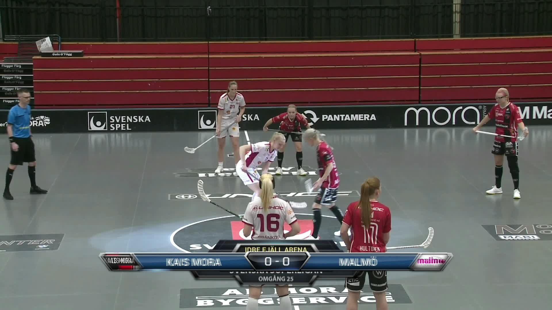 Highlights KAIS Mora-Malmö 14 mars
