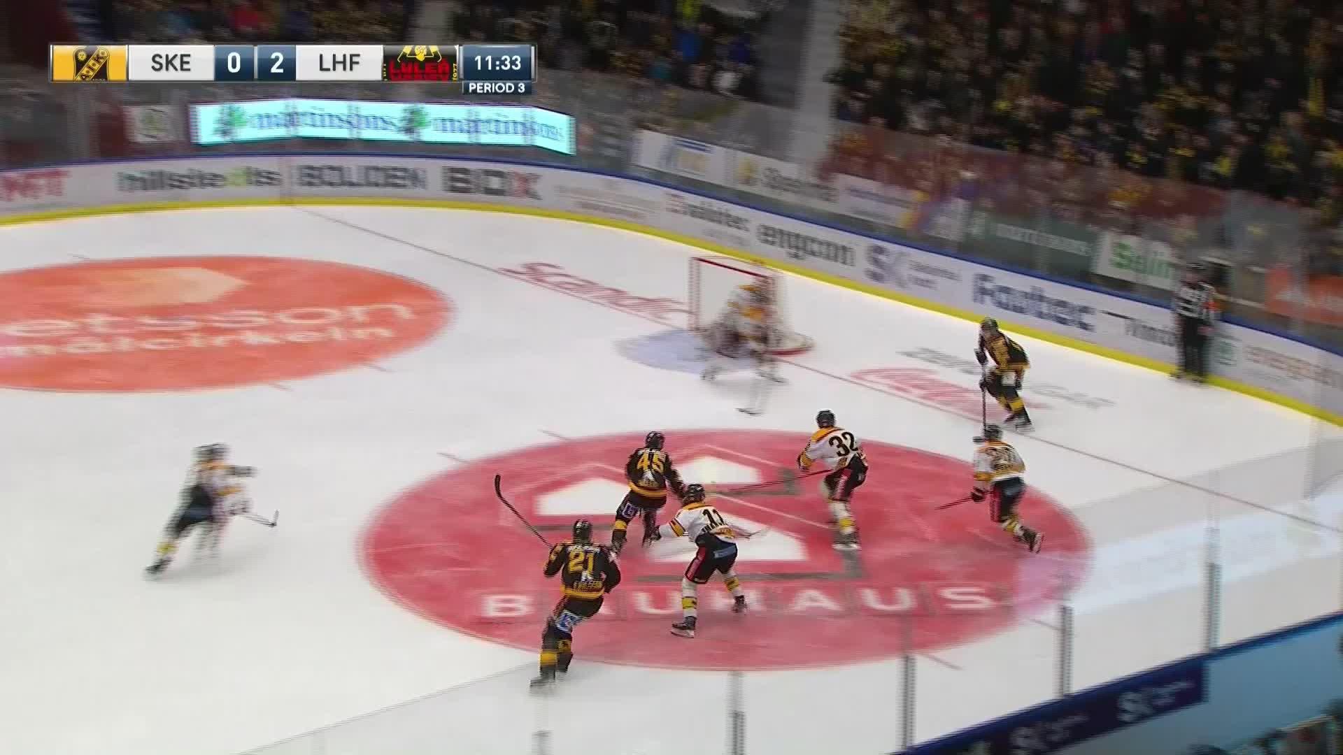 Skellefteå AIK - Luleå Hockey 1-2