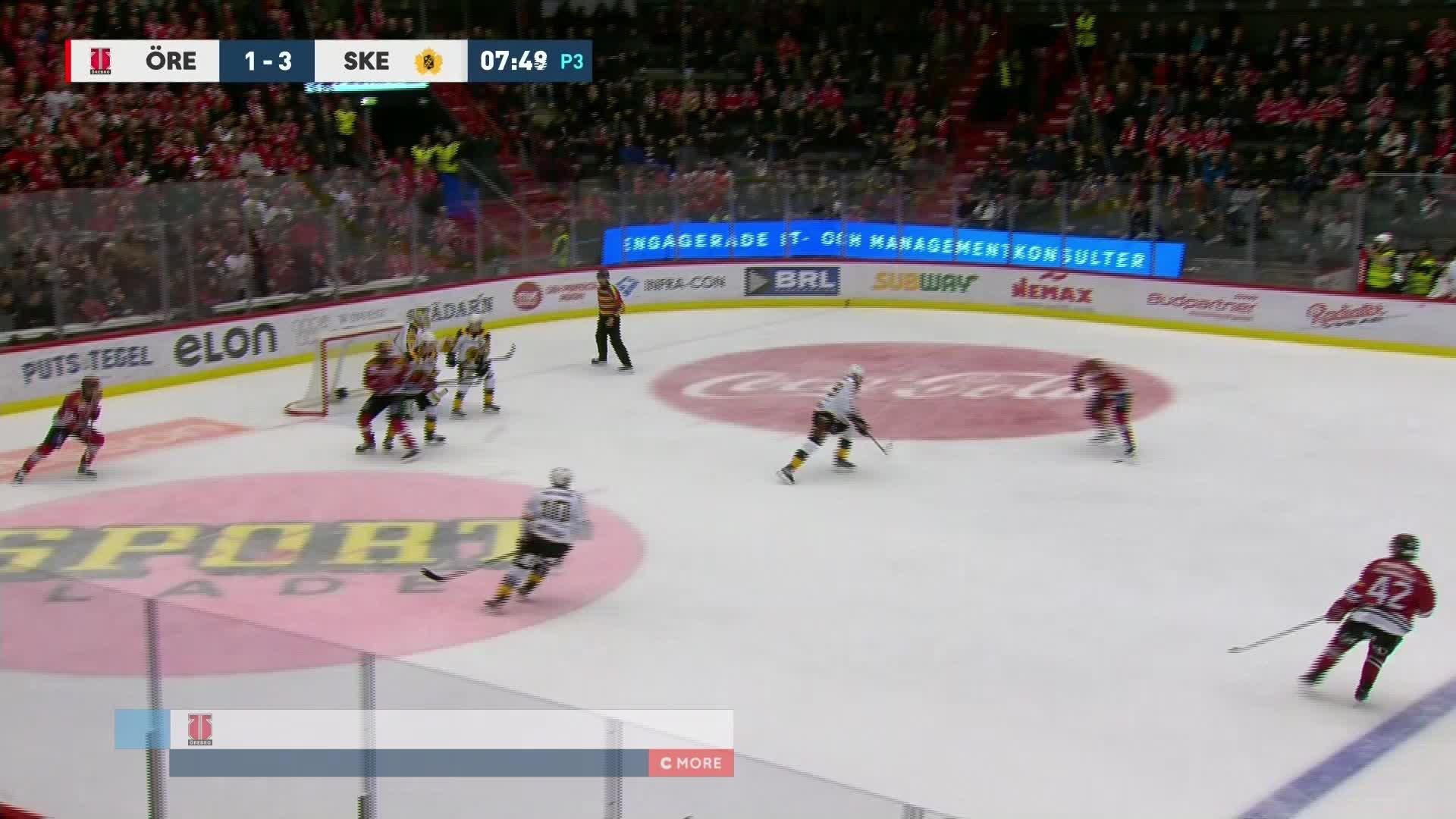 Örebro Hockey - Skellefteå AIK 2-3