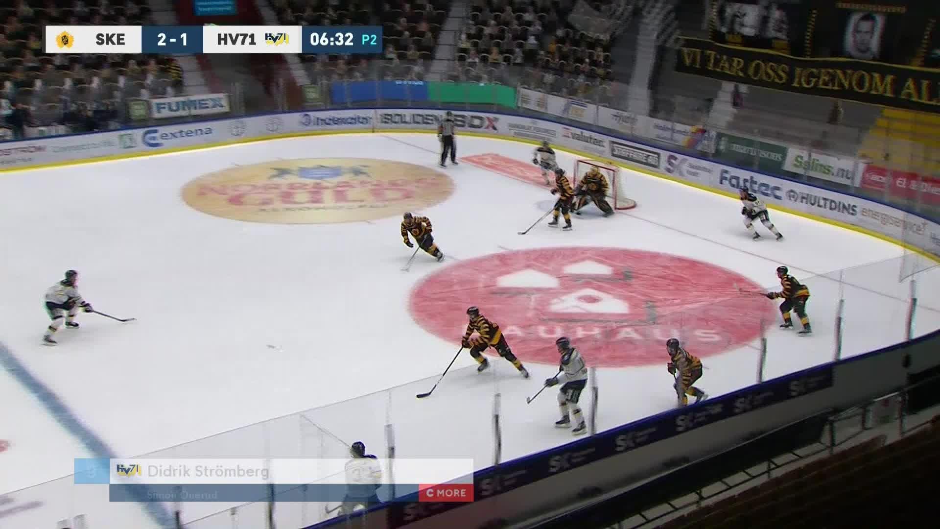 Skellefteå AIK - HV71 2-2