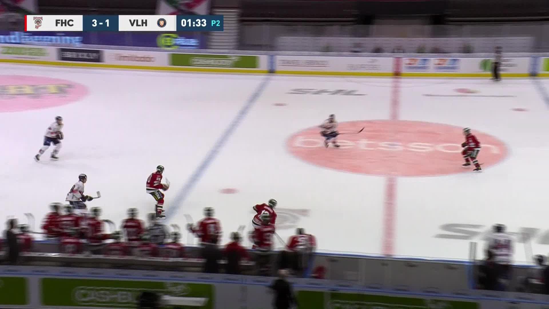 Frölunda HC - Växjö Lakers 3-2