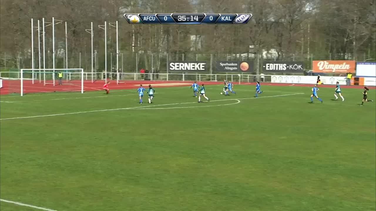 Highlights: Alingsås FC United-IFK Kalmar