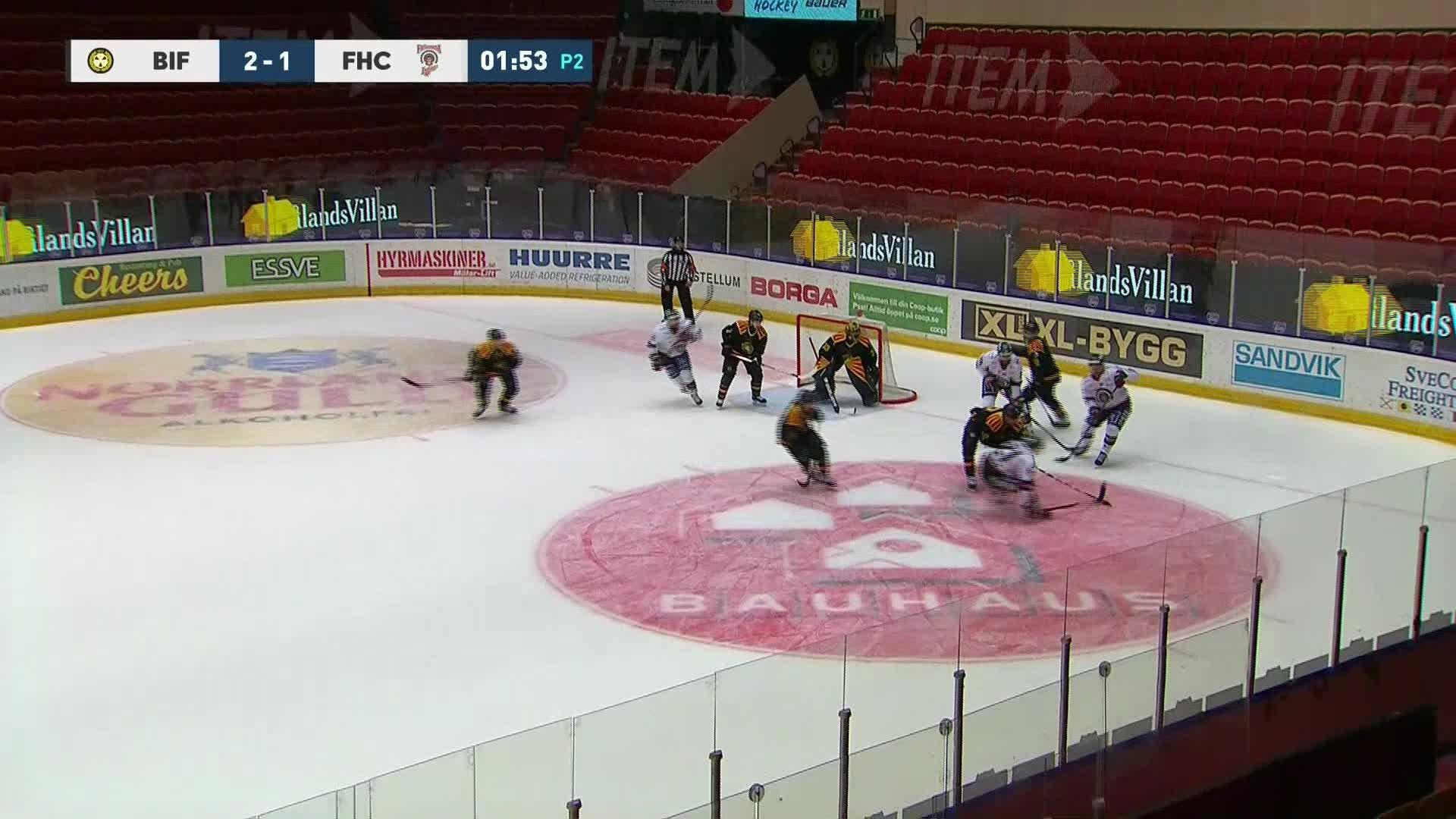 Brynäs IF - Frölunda HC 3-1